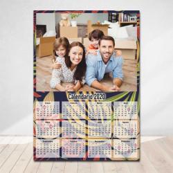 Calendario Póster A4