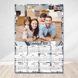 Calendario Póster A3