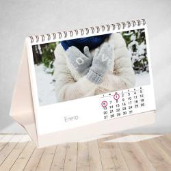 XXL table calendar