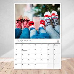 Calendario Meses A4